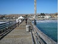 long pier