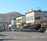 town cayucos