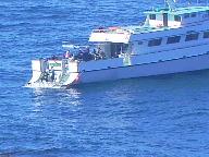Boat at Big Sur