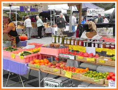 Cambria Farmers Market