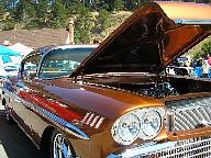 car show Cambria