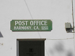 Harmony California
