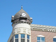 Paso Clock tower