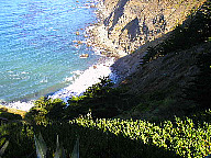 ragged point view