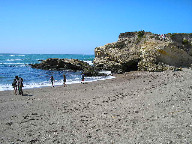 Los Osos Sandy Beach