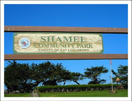 Shamel Park, Cambria