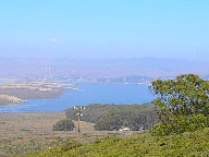 Los Osos view of the bay