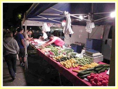 San Luis Farmers Market