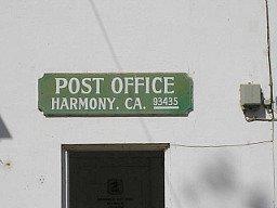 Harmony Post Office