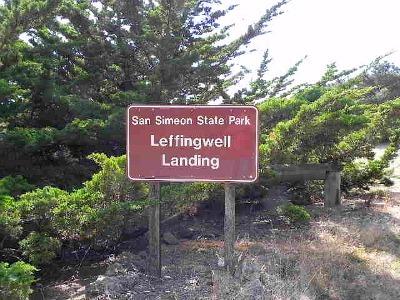 Leffingwell landing