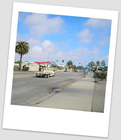 the town of los osos